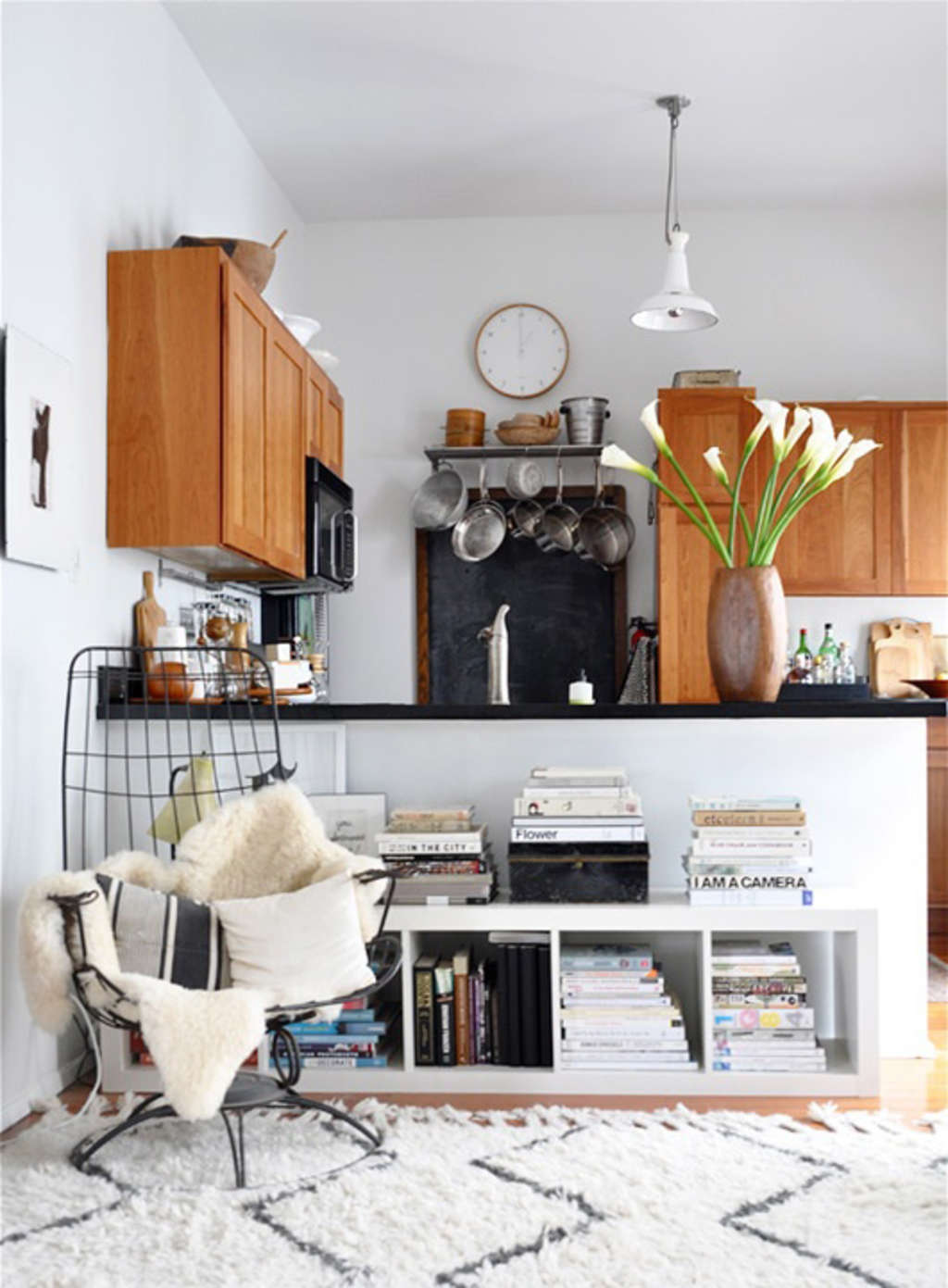 Kitchen Colors: Black, Brown, and White | Kitchn