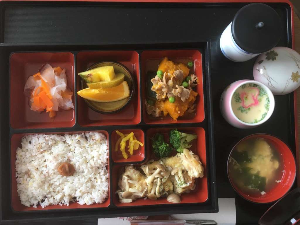 New Mom's Photos of Hospital Food in Japan Will Shock You