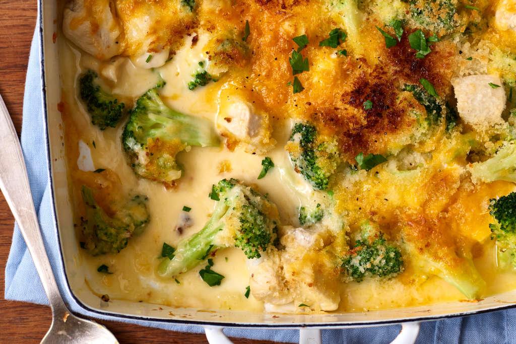 Recipe Chicken Divan Casserole Kitchn