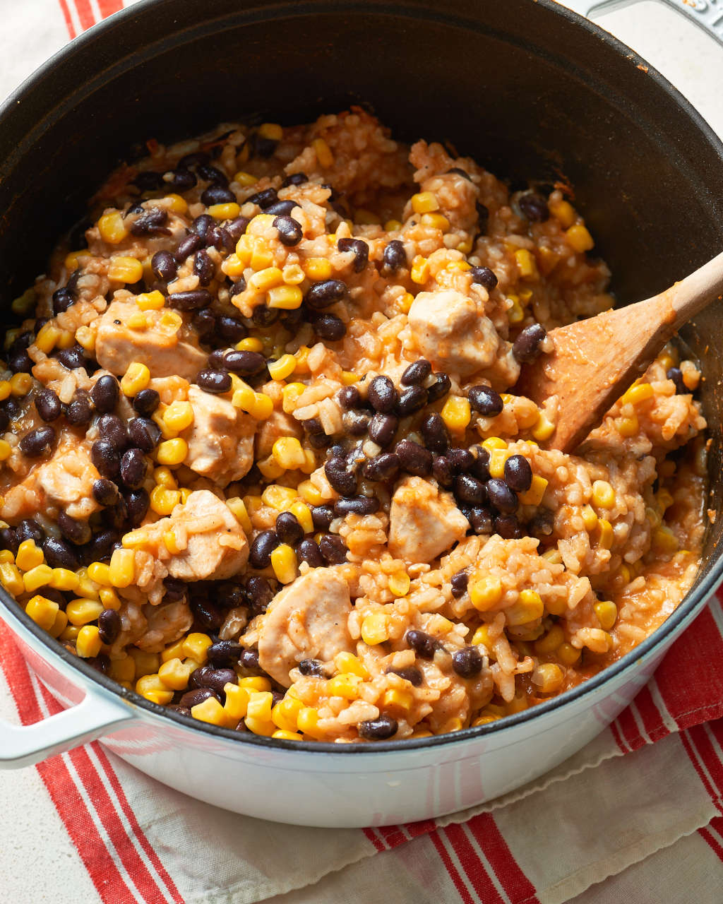 Make These One-Pot BBQ Chicken Bowls In Just 30 Minutes