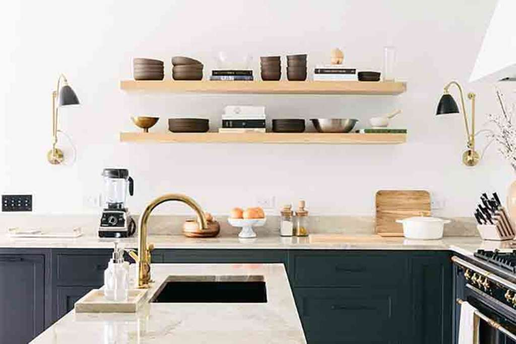 35+ Modern & Unique Lighting Ideas for Your Kitchen