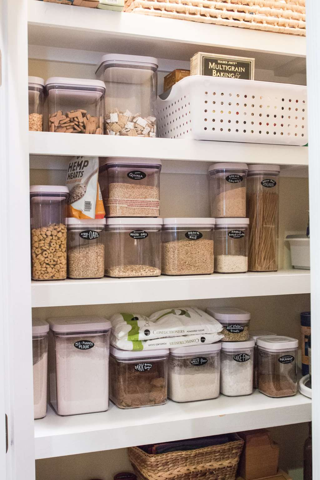 How To Use Labels to Help KonMari Your Home