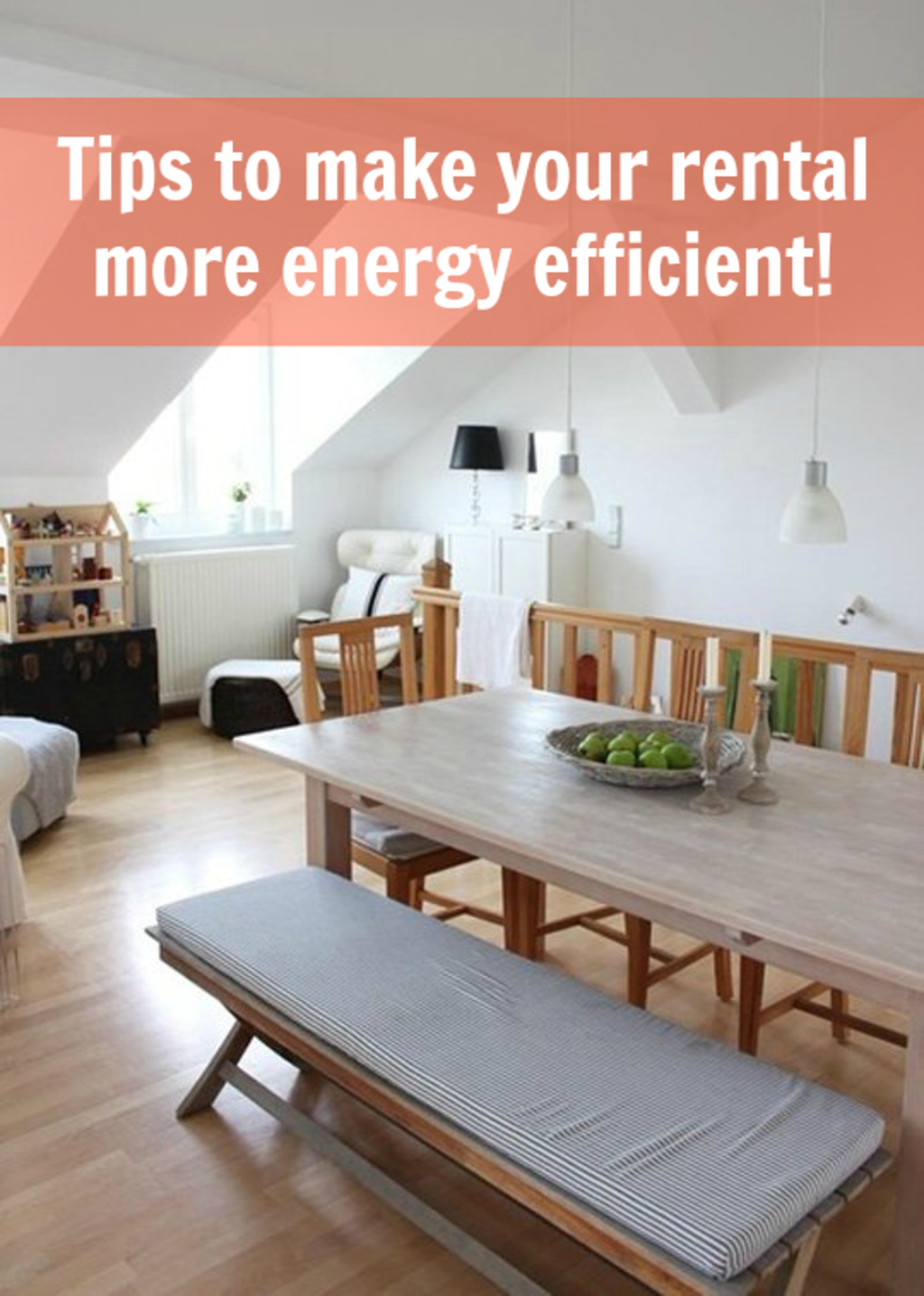 The Ultimate Guide to Making Any Rental More Energy Efficient