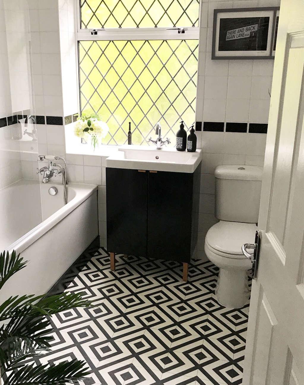 Truly Transformative Under $100 Bathroom Improvements
