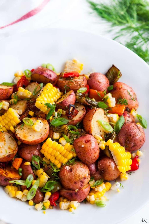 This Potato Salad Is Super Popular on Pinterest