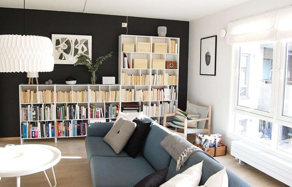 Tuva & Lars' Super Sunny Norwegian Apartment