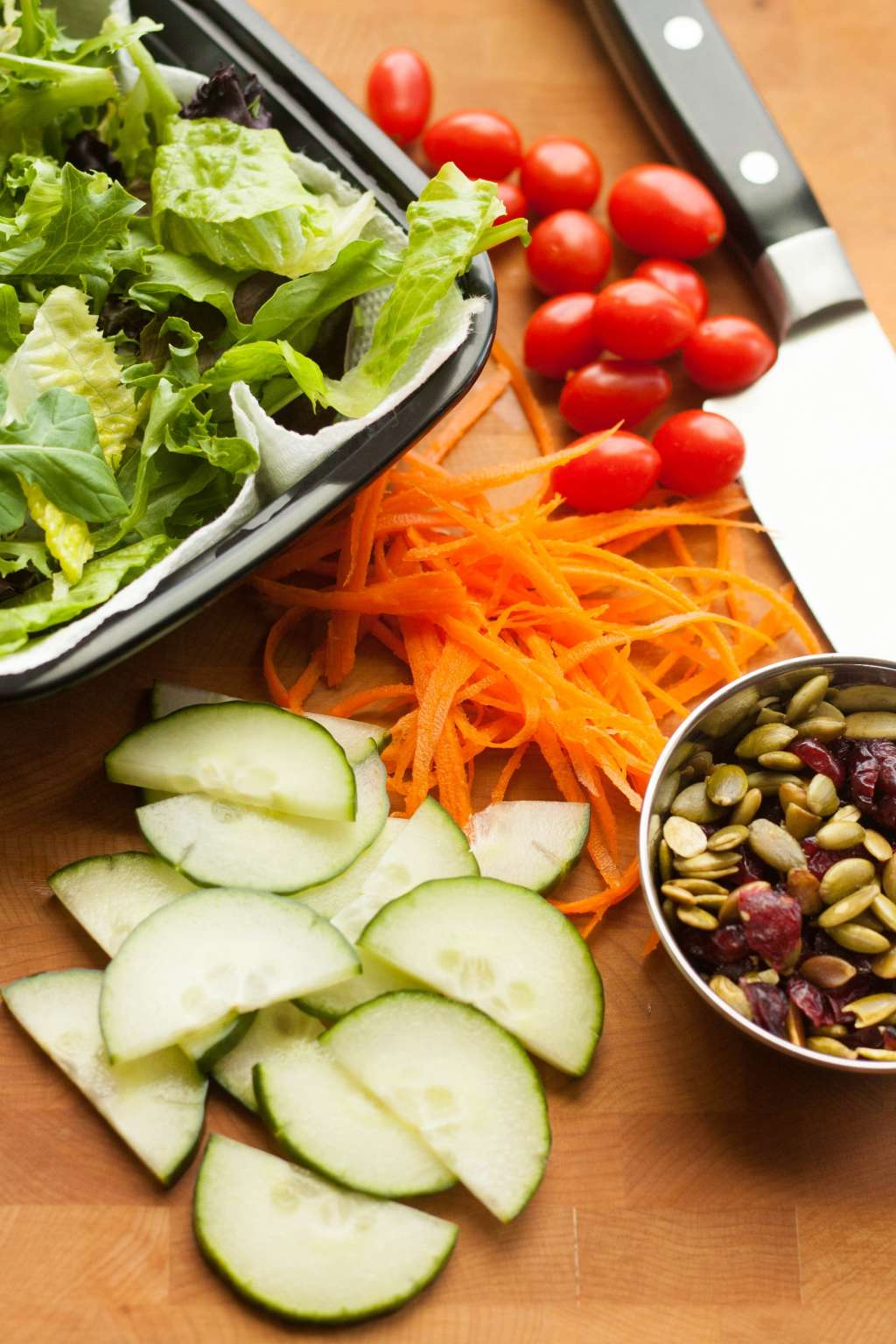 5 Tips for Making a Week's Worth of Salads on Sunday