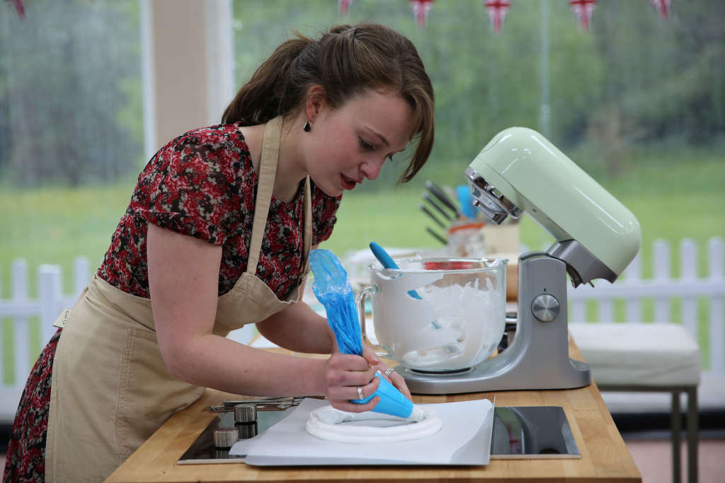 You Don't Need to Get Organized — You Need GBBO