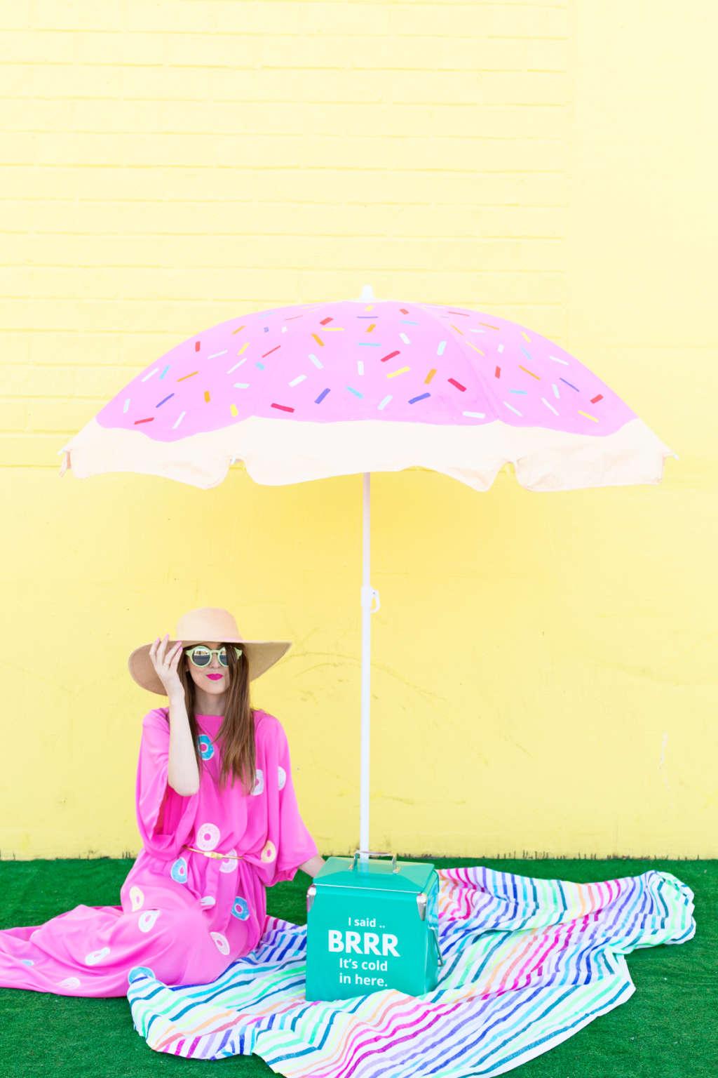 Easy DIY Summer Pool & Beach Coverups to Make