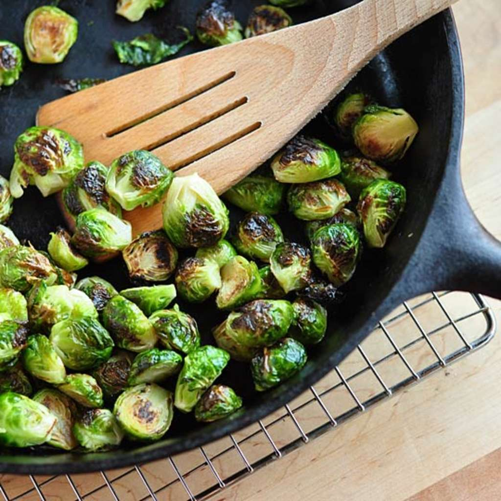 how to grow and pick brussel sprouts