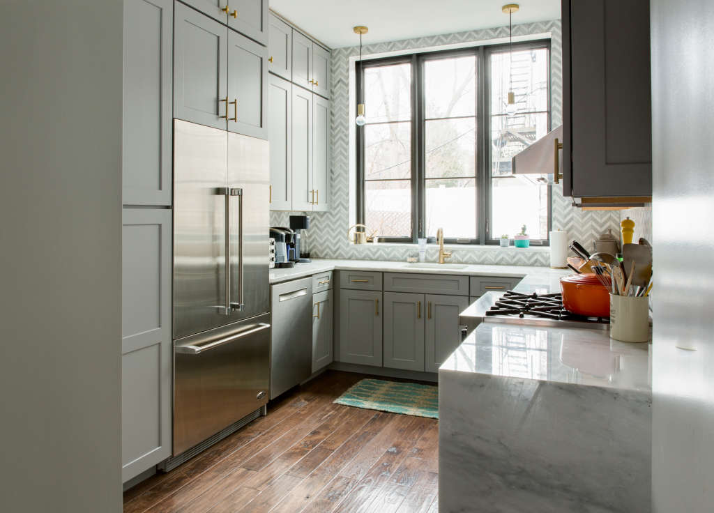Kraftmaid Has A Secret That S Kitchen Cabinets For Apartment Therapy