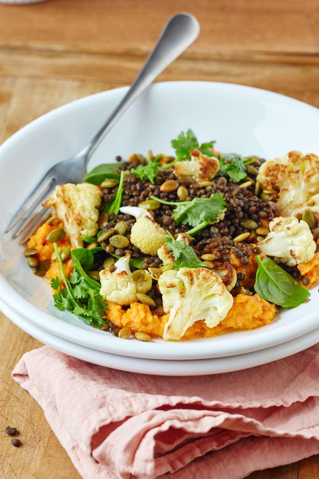 The Best Make-Ahead Vegetarian Dinner You'll See This Week