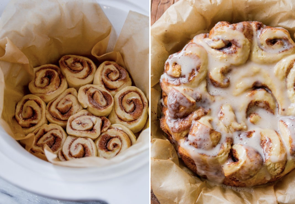 These Slow Cooker Cakes All Basically Make Themselves