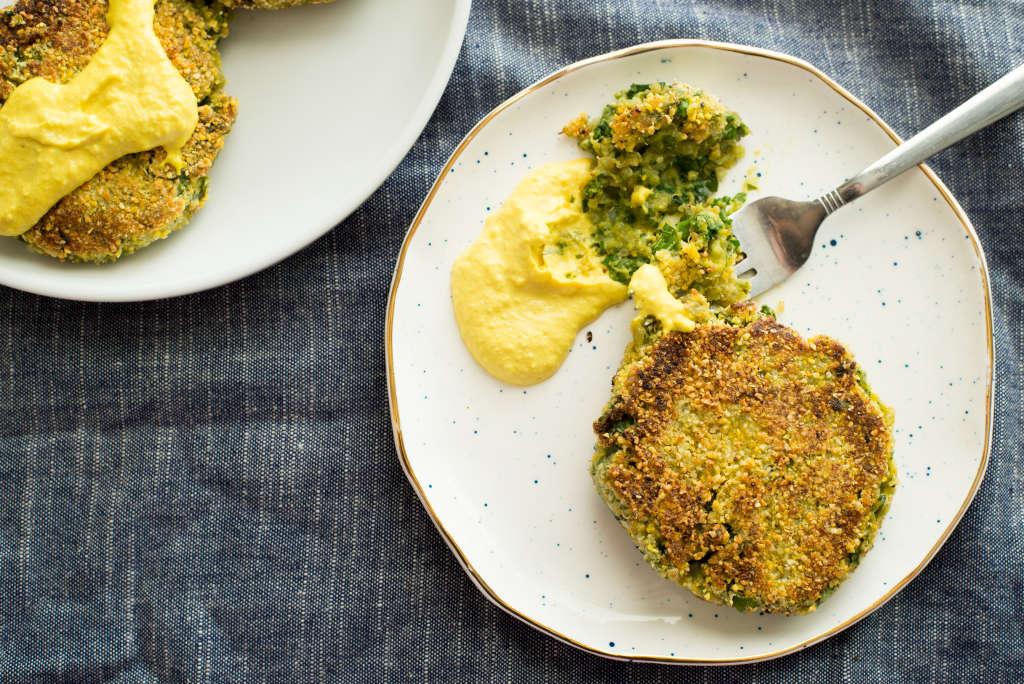 Hearty Vegan Recipe: Avocado Fritters