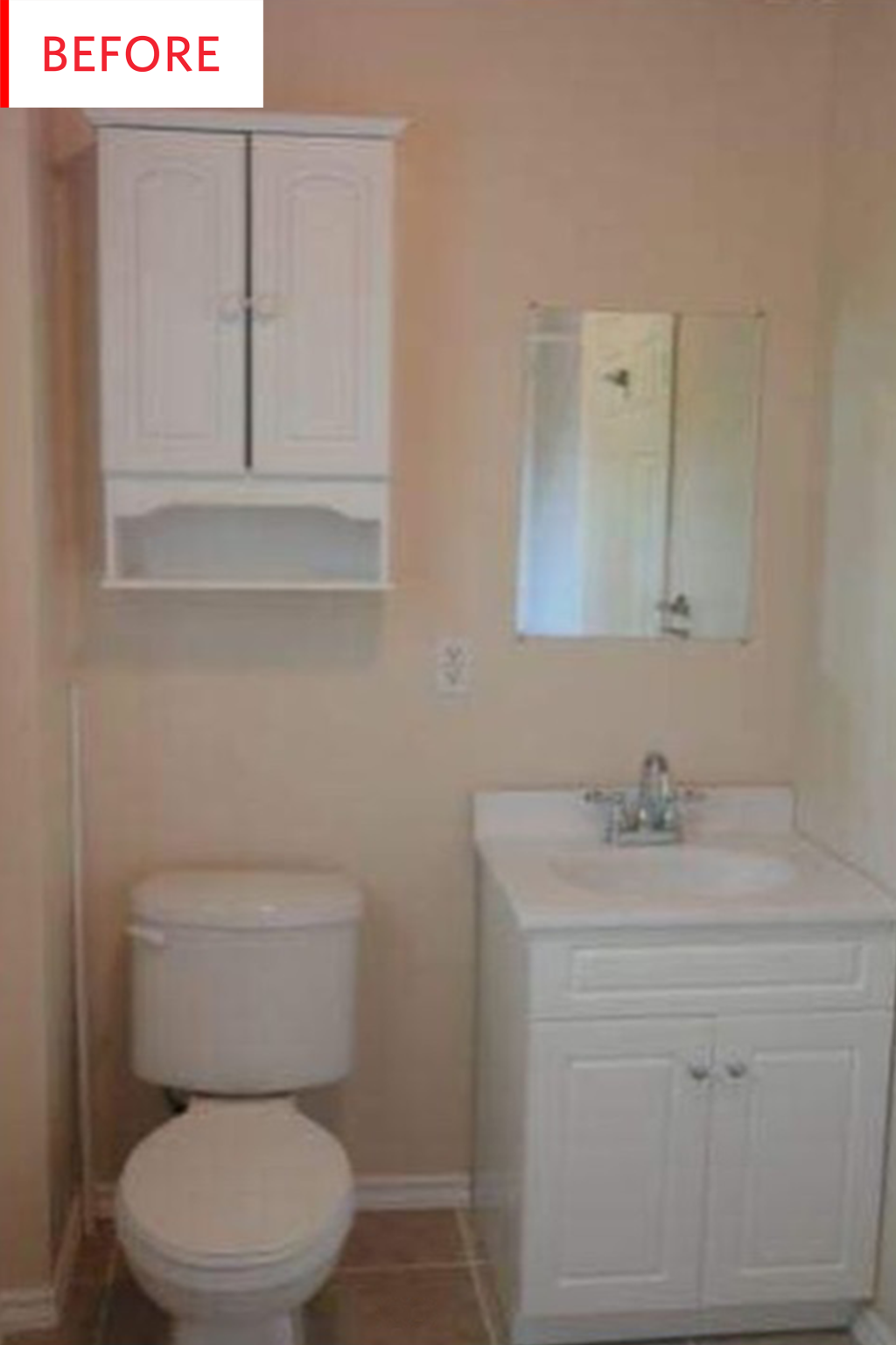 Cheap Bathroom Vanity Painting Ideas - Remodel Photos | Apartment Therapy