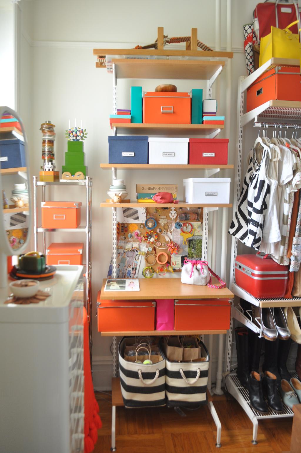 Store It, Stuff It & Pack It Away: 101 Organization Helpers