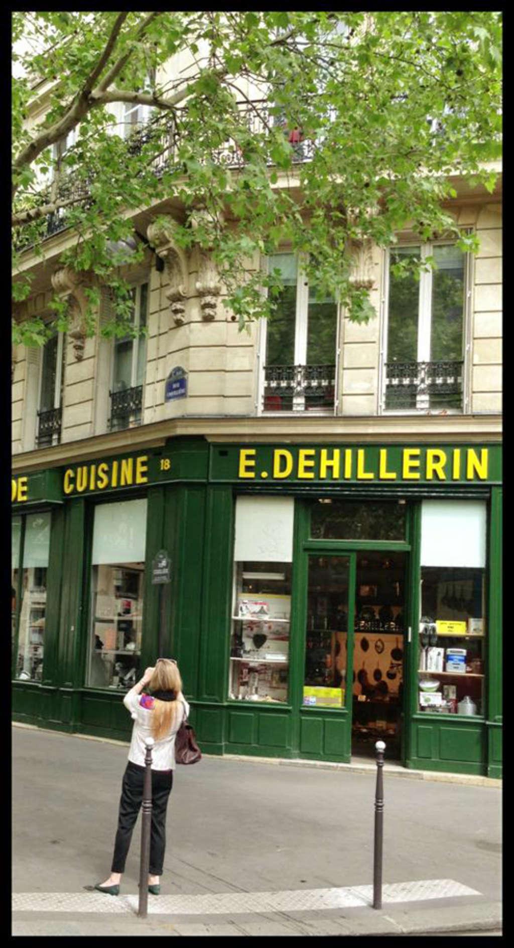 My Favorite Kitchen Souvenirs From E. Dehillerin in Paris