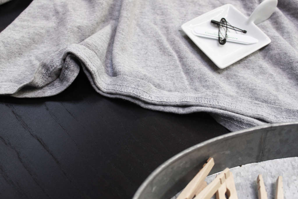 Does Your Shirt Hem Flip Up? There's a Simple Way to Fix It