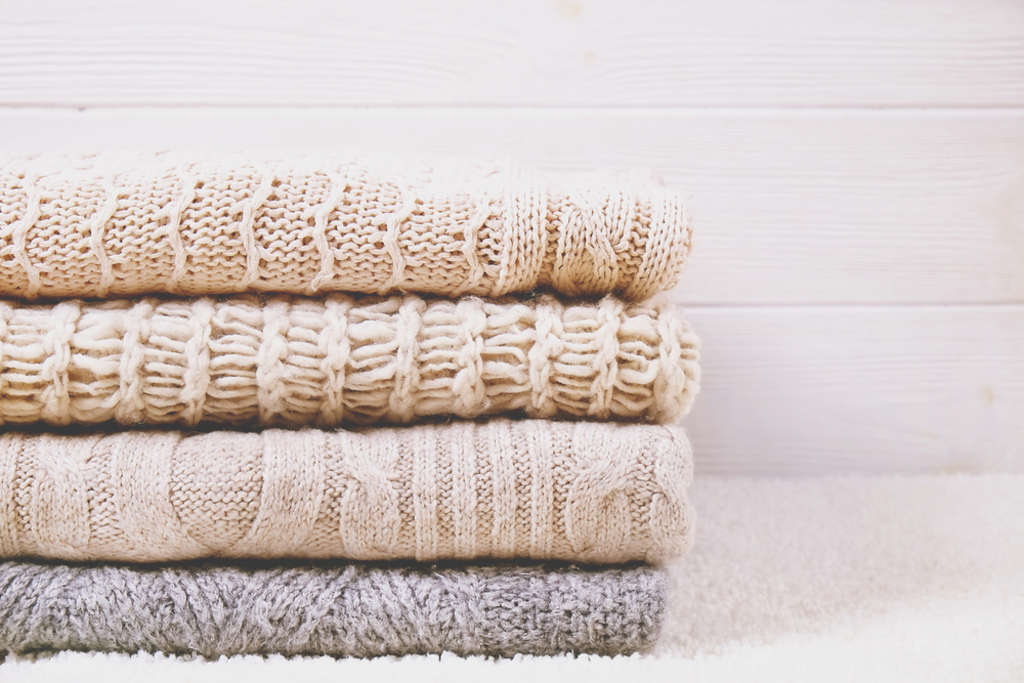 ​How to Get Your Old Sweaters in the Best Shape of Their Lives