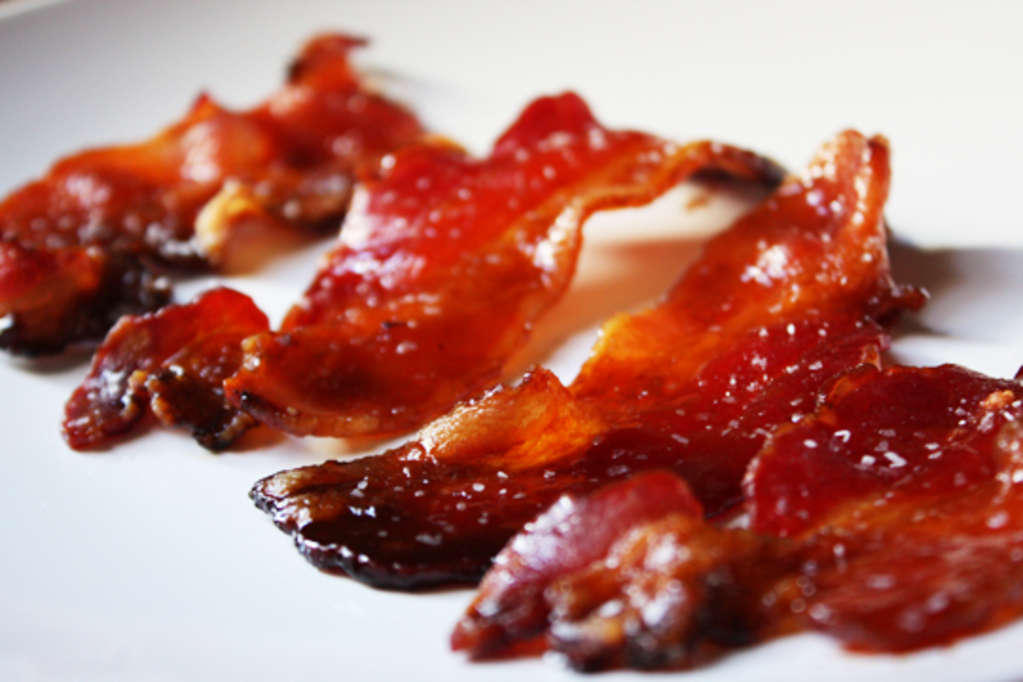 How To Make Candied Salted Bacon