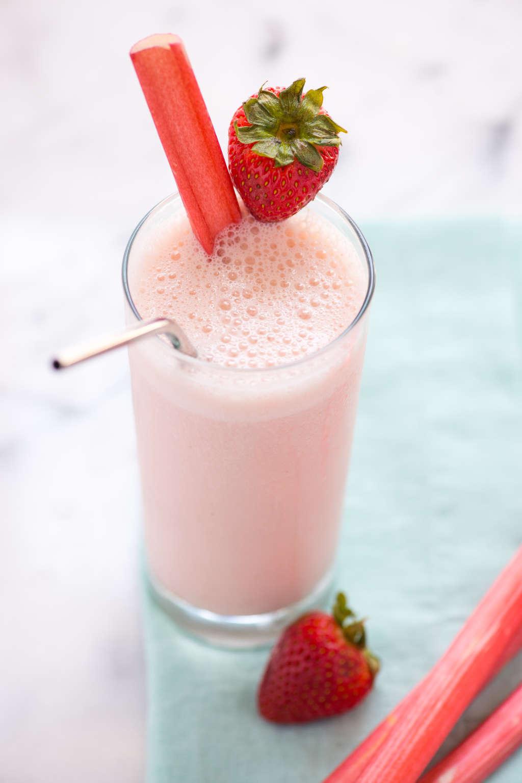 10 Ways To Get Your Strawberry-Rhubarb Fix