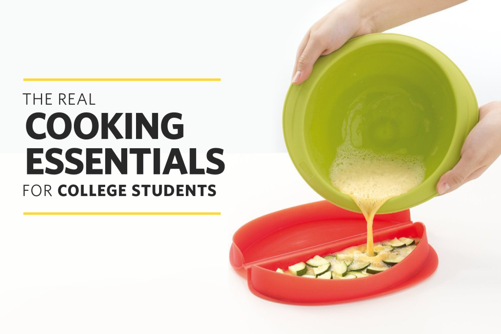The 7 Cooking Tools College Students Swear By