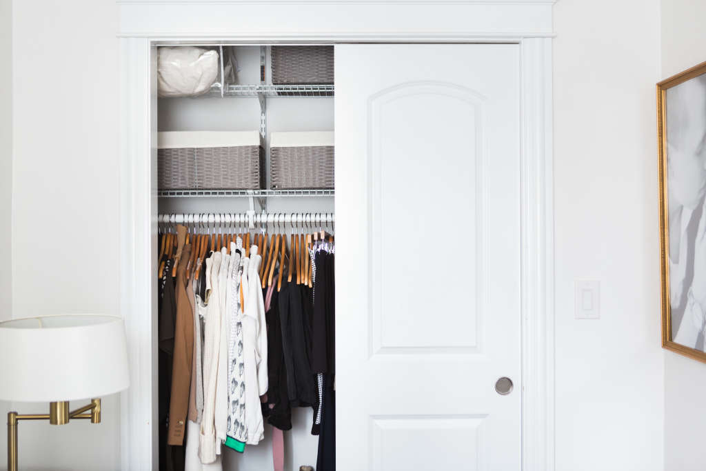 10 Affordable Amp Easy Ways To Add Lighting To A Closet
