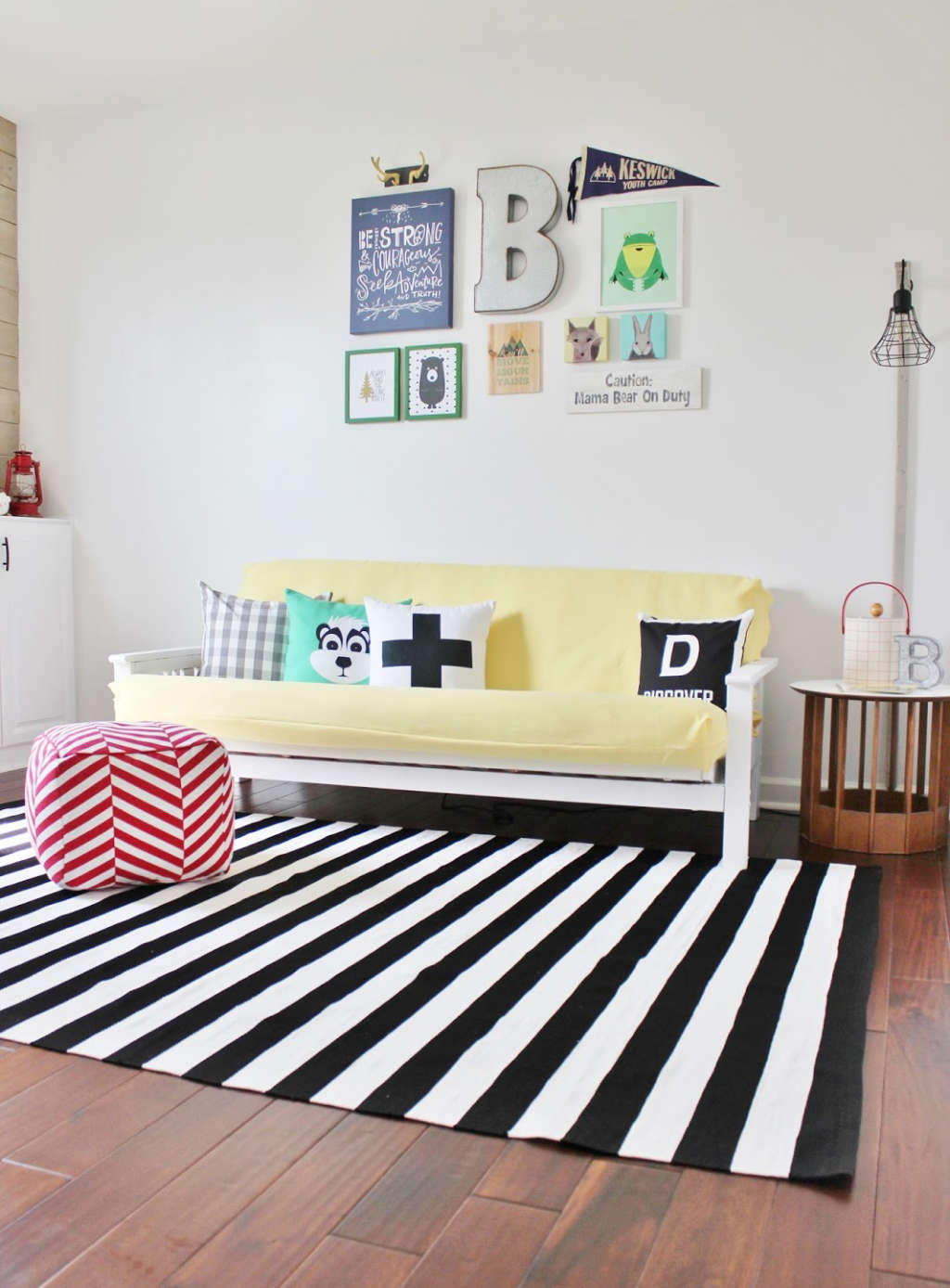 How To Make Your Dorm Furniture Work In Your First