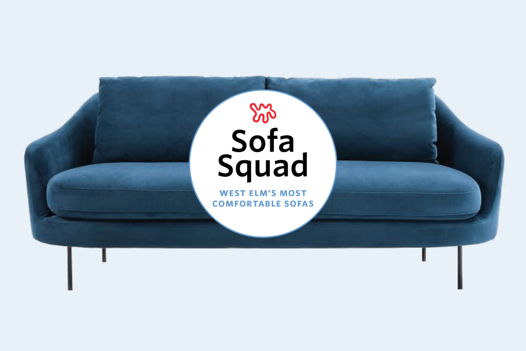 The Most Comfortable Sofas At West Elm: Tested U0026 Reviewed | Apartment  Therapy