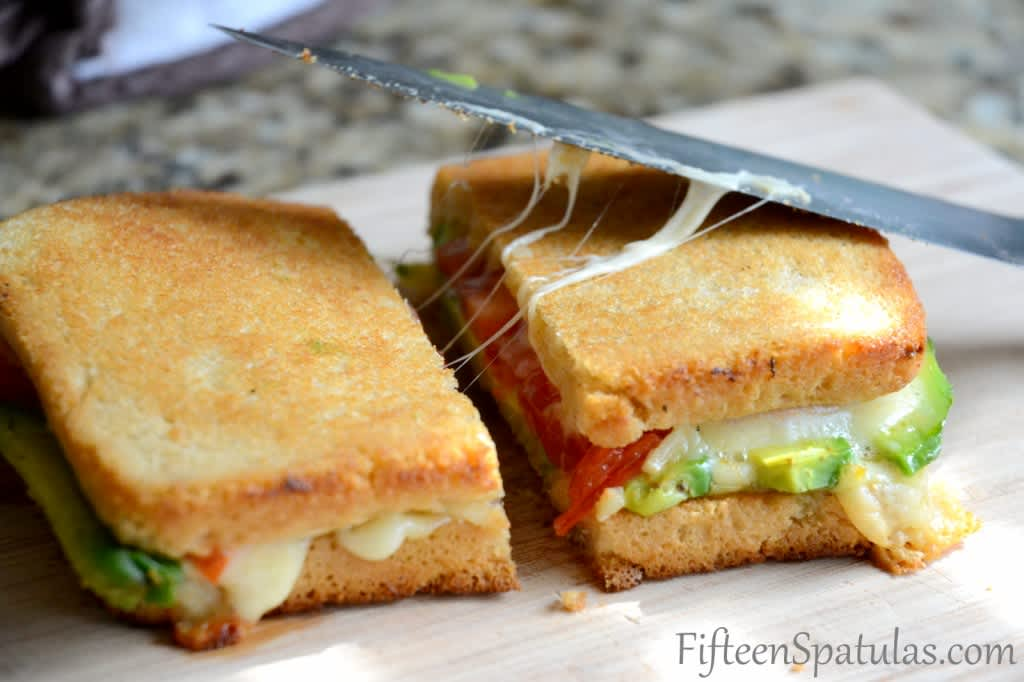 This Is the Top Grilled Cheese Recipe on Pinterest Right Now