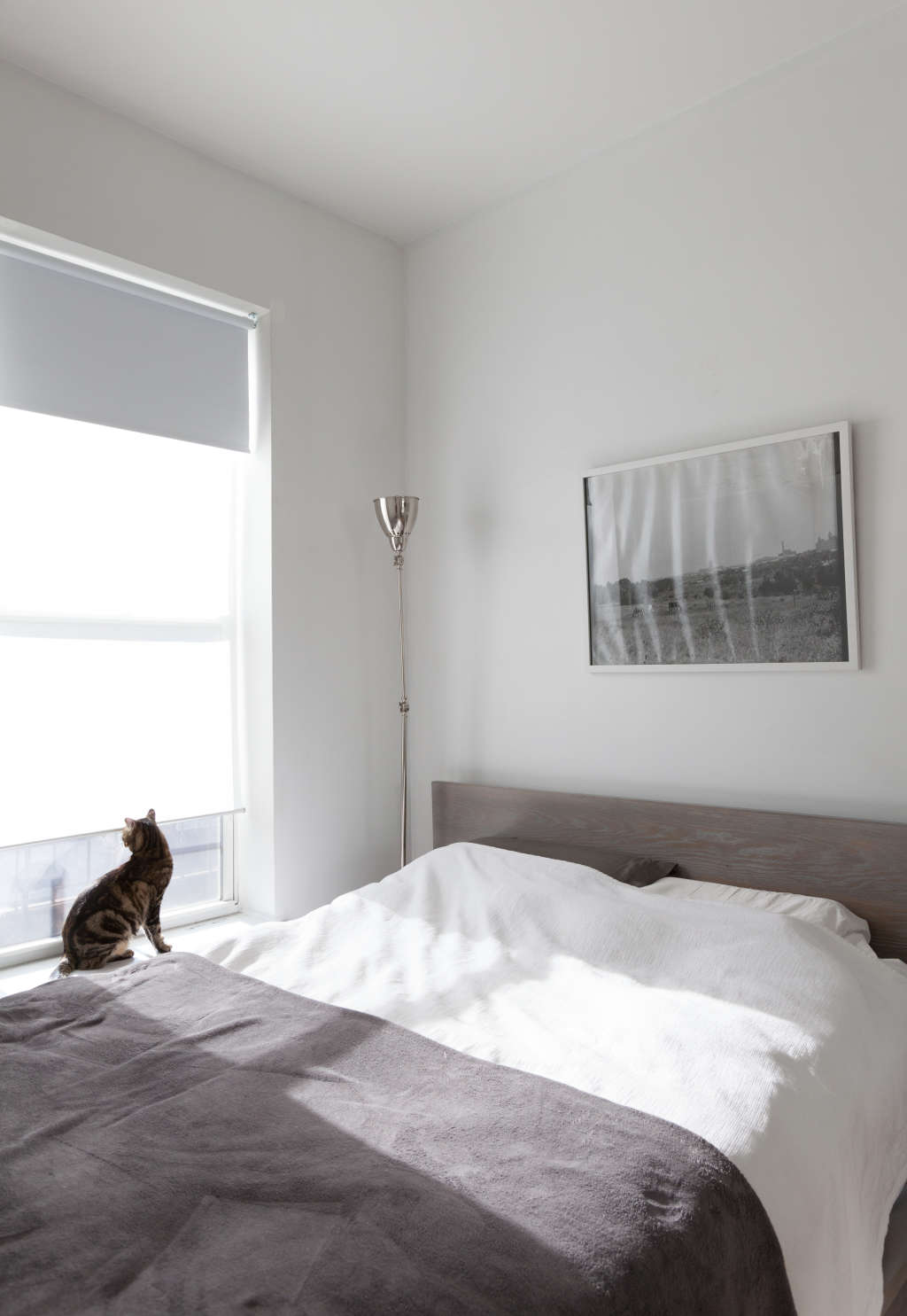 Pale or Powerful: See How Color Changes a Super Small Space