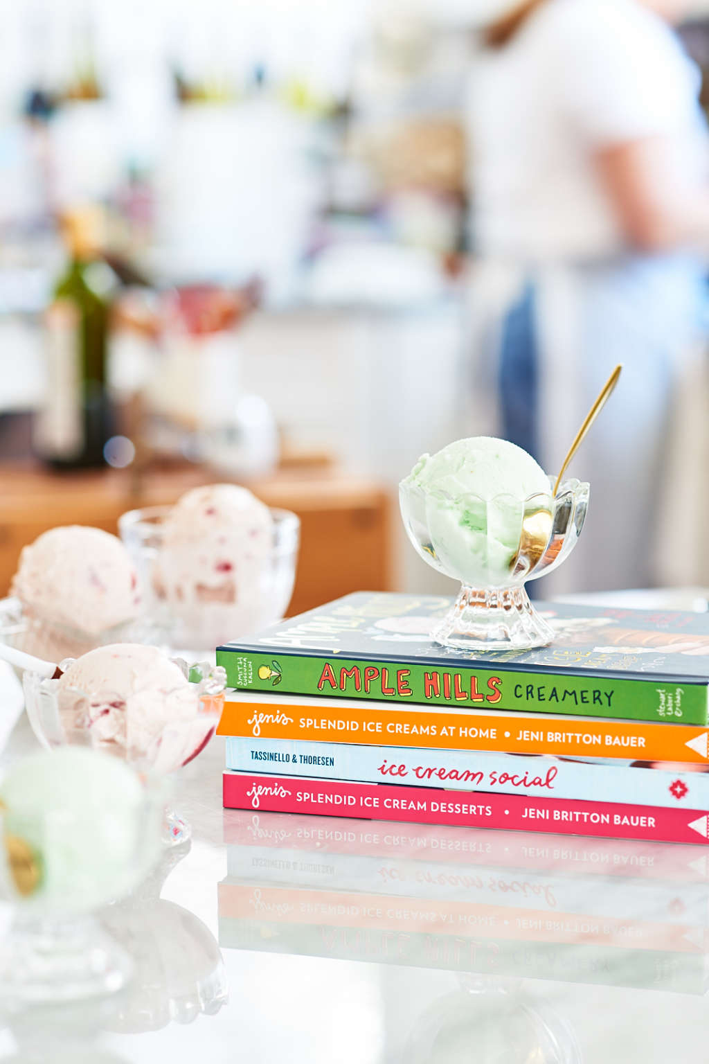 The Only Ice Cream Cookbooks You Need