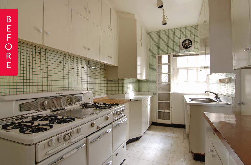Before & After: Modernizing a Gold Coast Kitchen