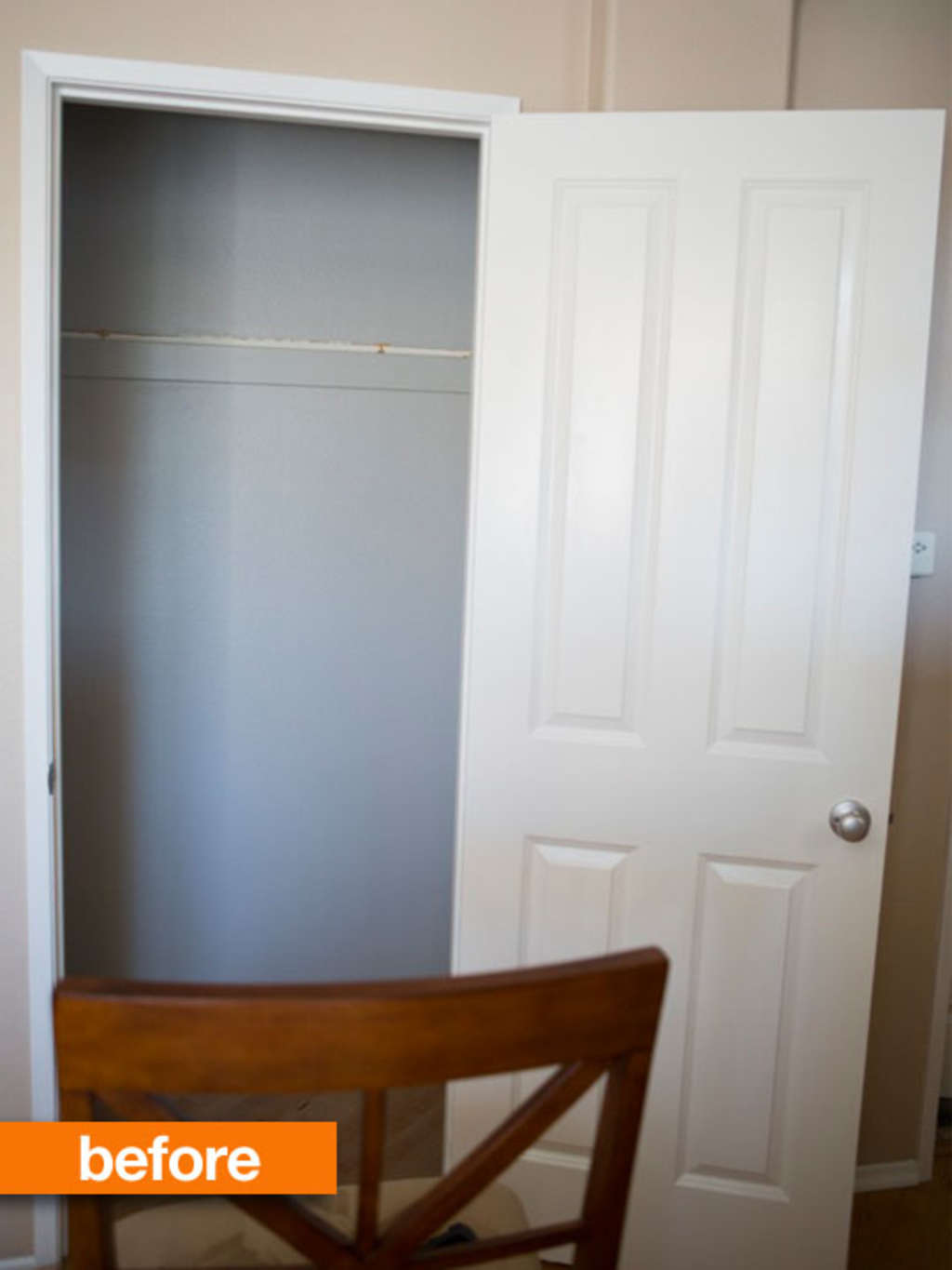 Before & After: Karey Squeezes a Surprise Into This Small Space