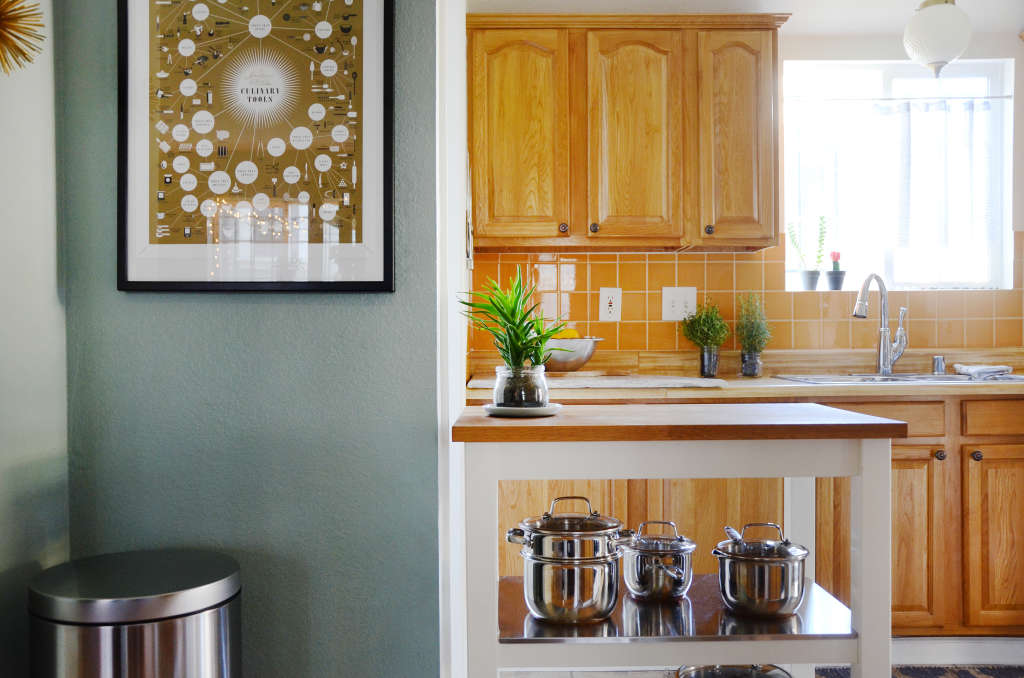 9 Little Ways to Upgrade Your Kitchen Without Remodeling