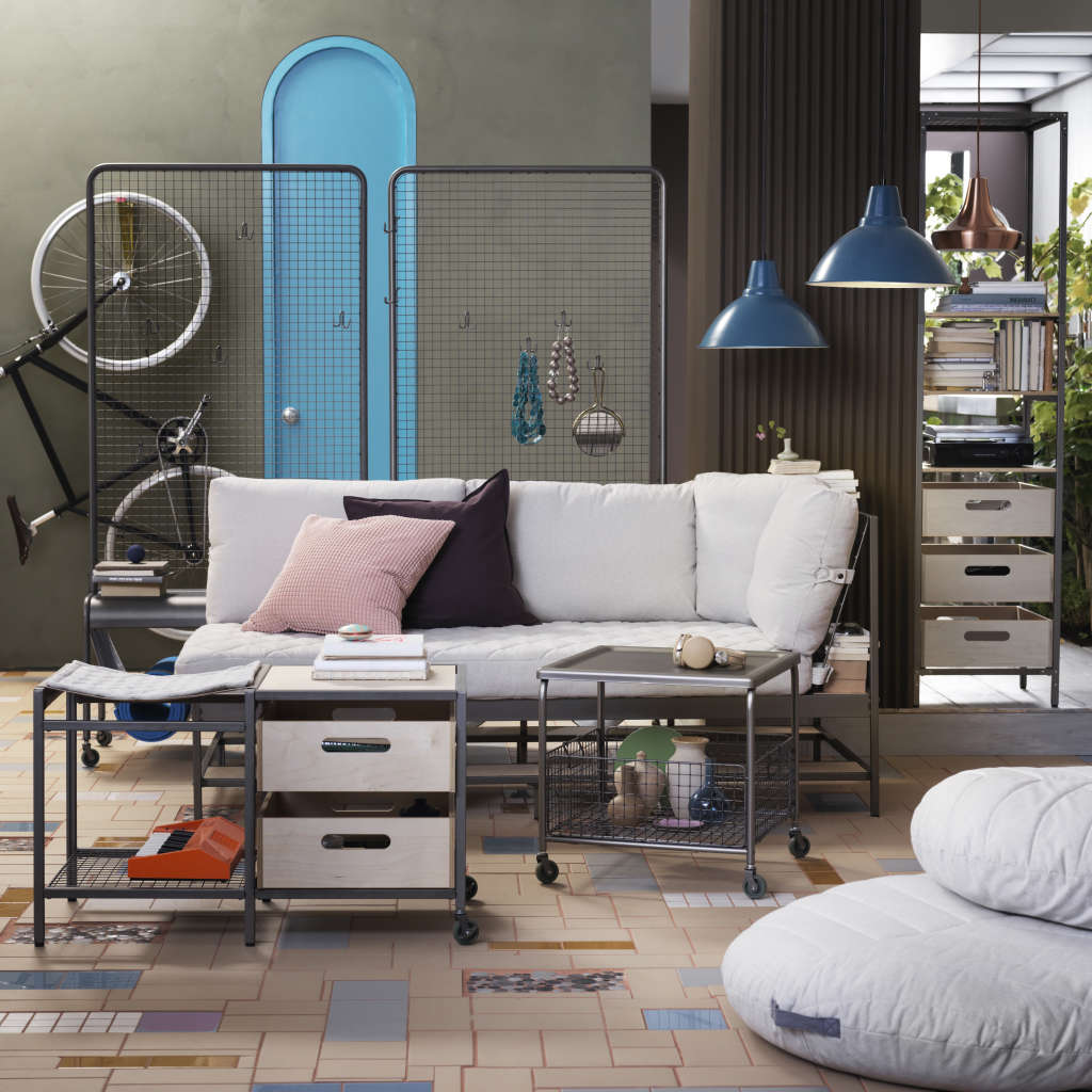 New at IKEA: Multifunctional Furniture Lines Coming in April