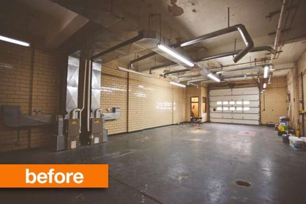 Before & After: Former Firehouse Gets a Massive Facelift