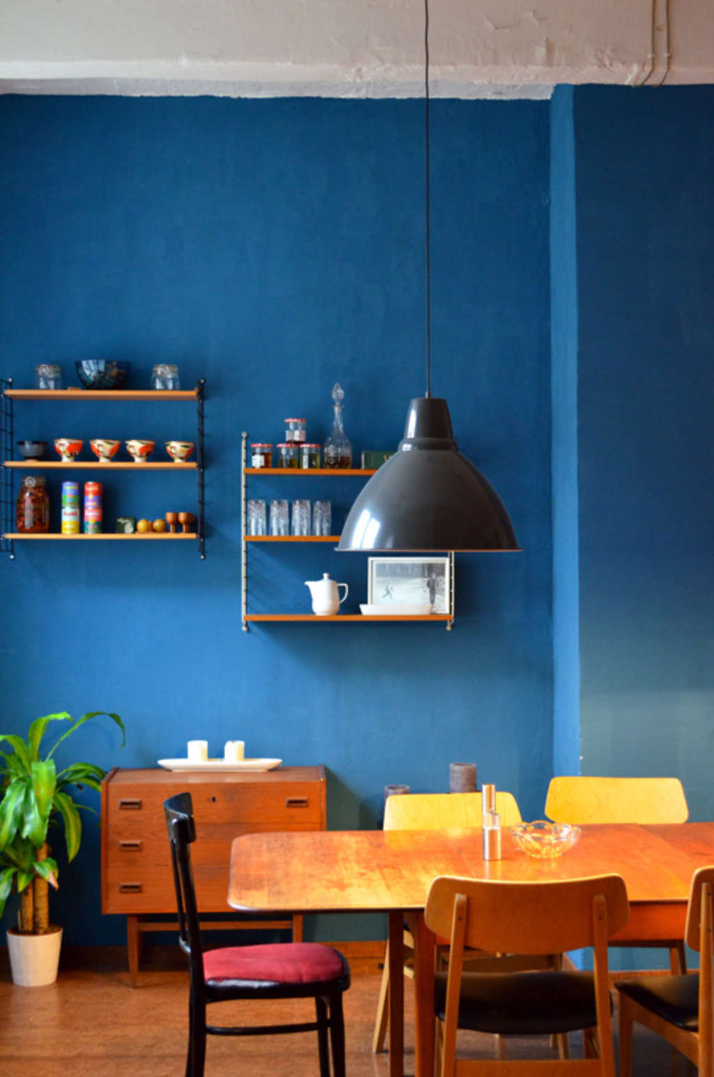 House Tour: A Former Factory Loft in Berlin