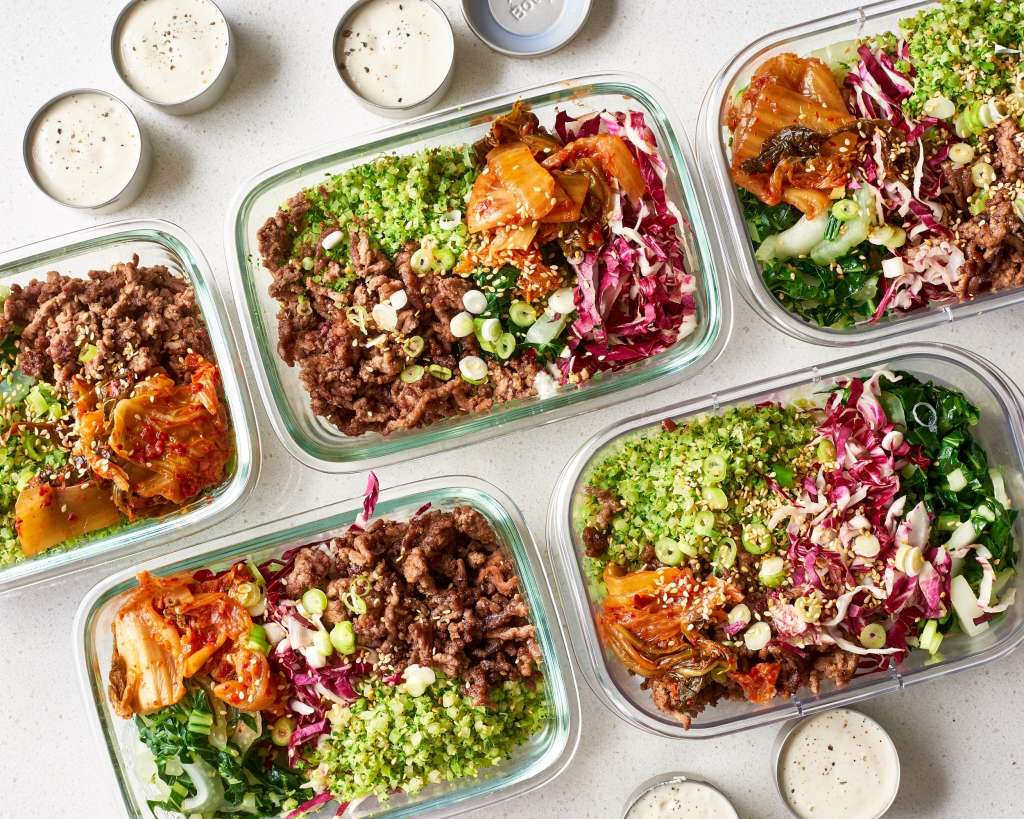 Our Meal Prep Newsletter Will Make Your Week So Much Easier