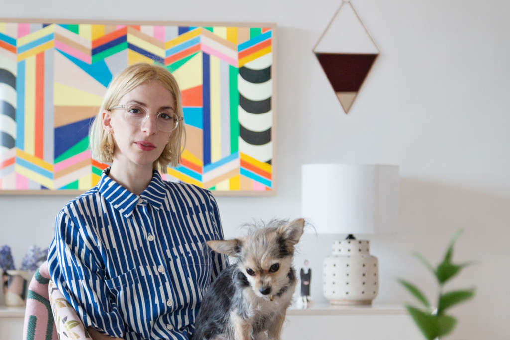 'Younger' Star Molly Bernard's 'Grown-up and Youthful' Brooklyn Apartment