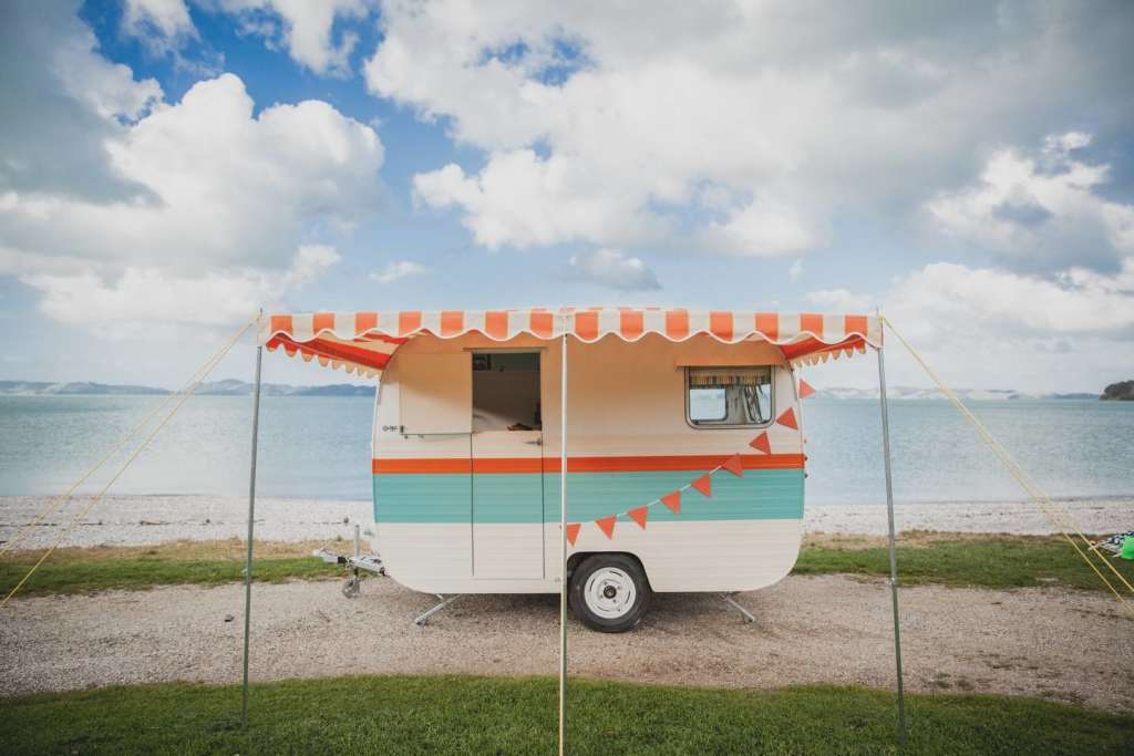 This Adorable Caravan Rental Will Have You Planning a New Zealand Getaway