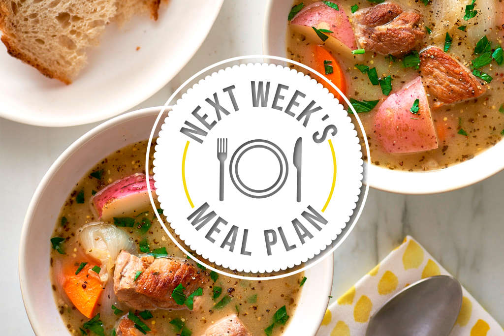 5 Easy Meals for Busy Weeks
