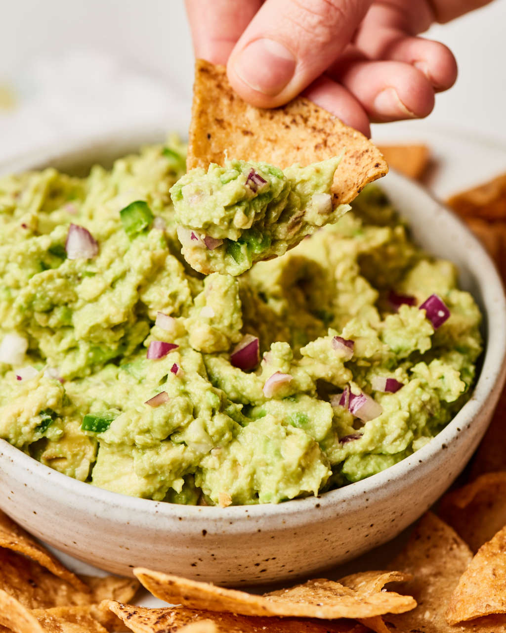 This Is the Secret to the Best-Ever Guacamole