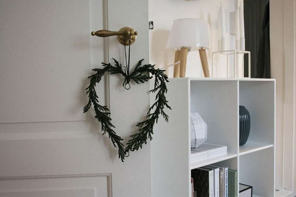 DIY Christmas Decorations With Scandinavian Style