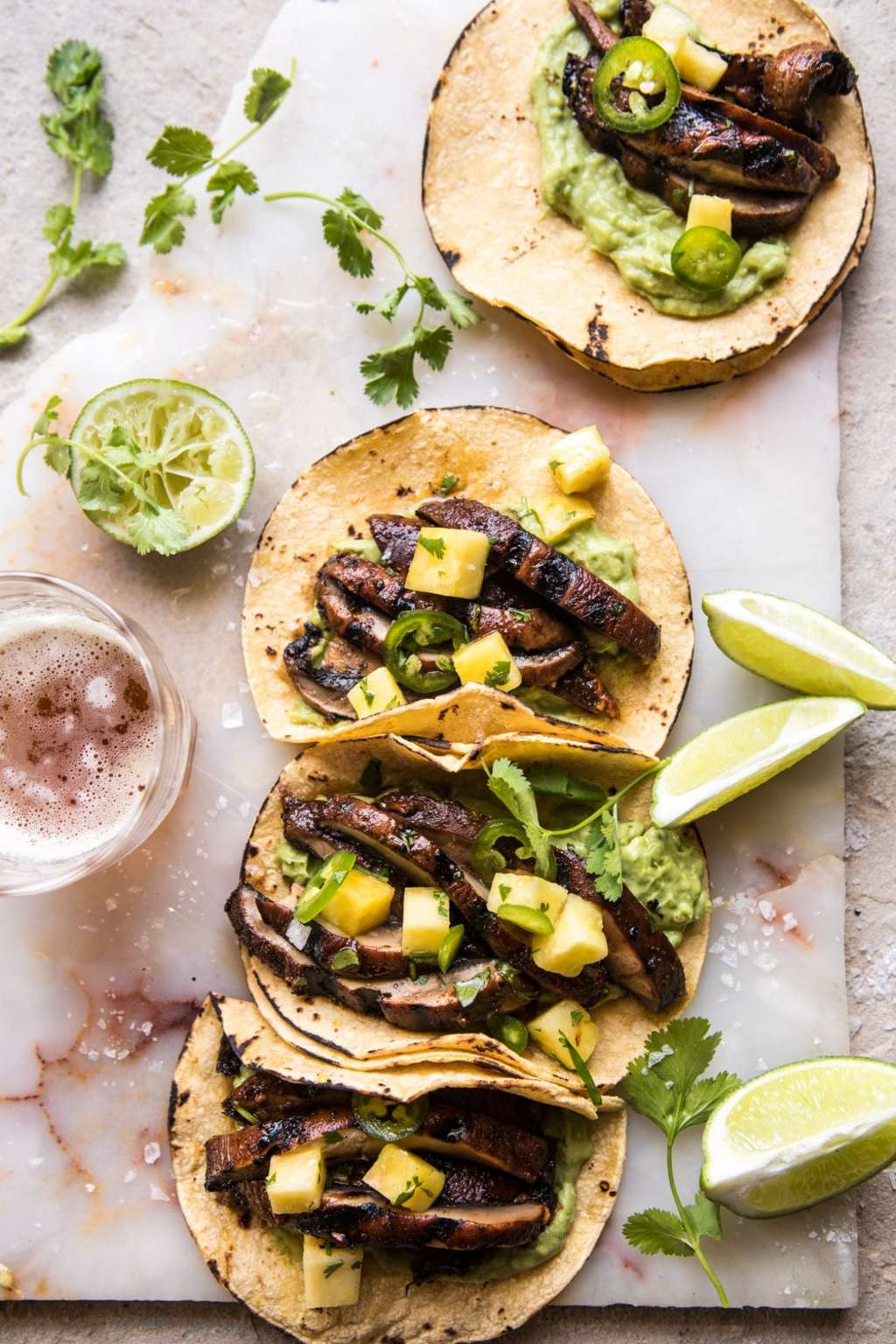 These Meaty Mushroom Tacos Are What Dreams Are Made Of