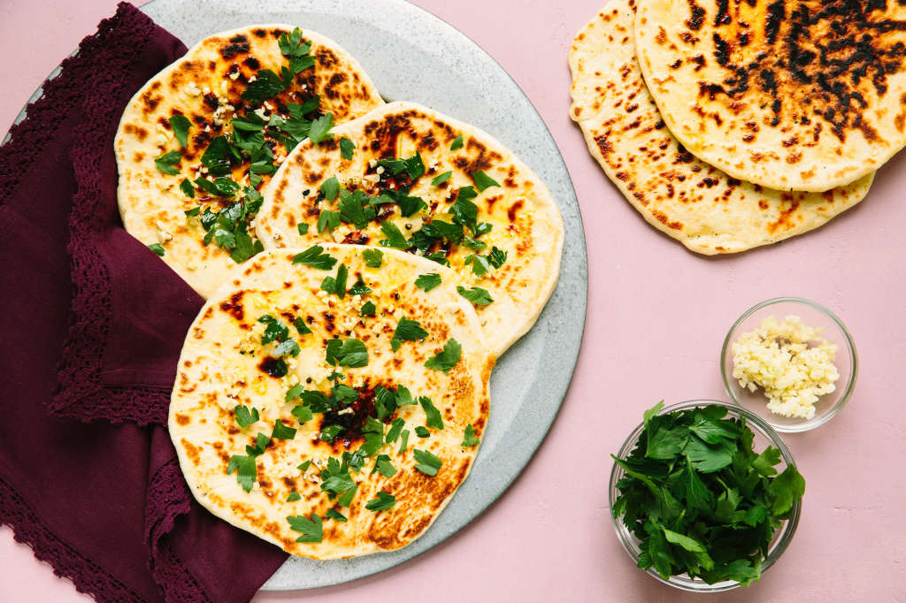 How To Make Naan at Home