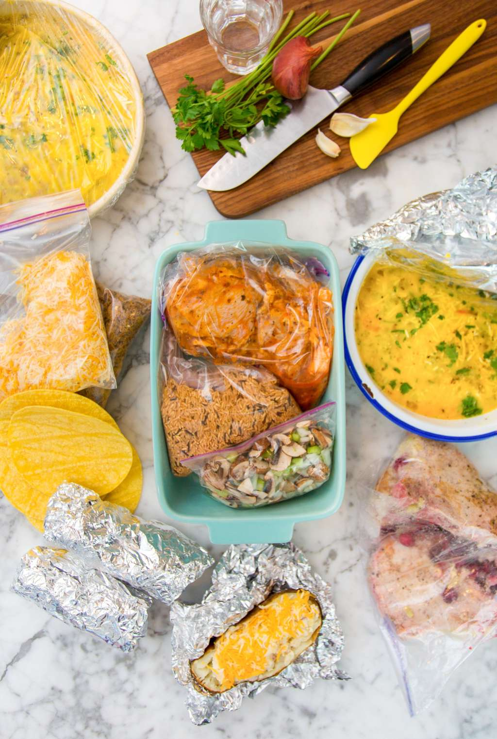 3 Meal Planning Pros Share Their Secrets