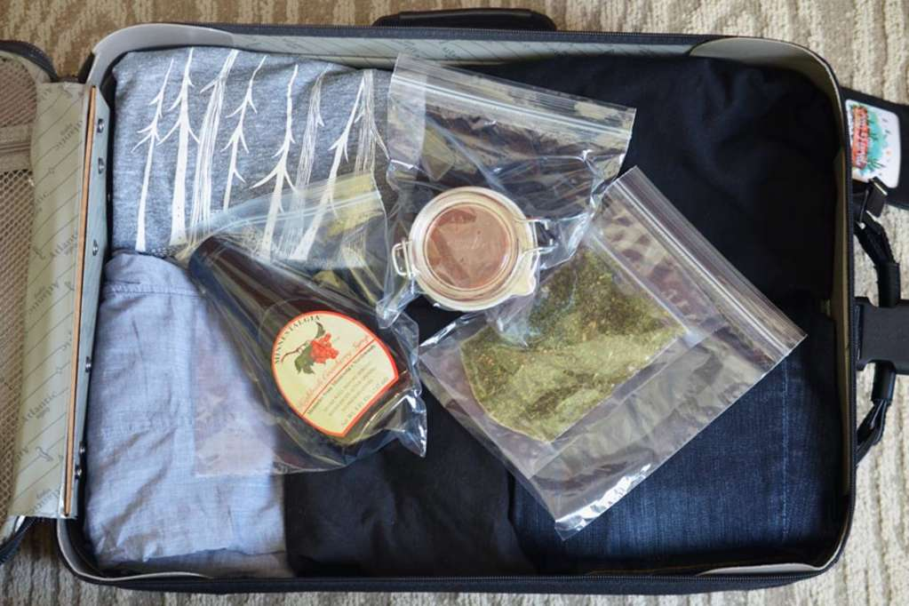 Food Lover's Travel Tip: Bring Bags!