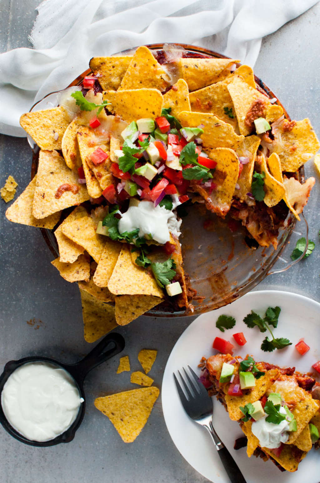 This Nacho Pie Is a Cinco de Mayo Miracle