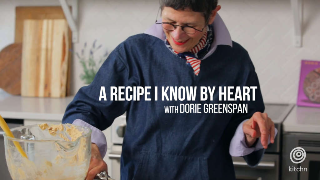 Dorie Greenspan Knows This Cookie By Heart